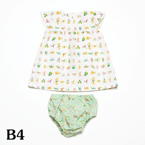 Katia Sewing Pattern B4