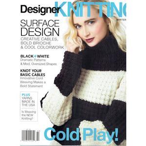 Designer Knitting Winter 2017 18