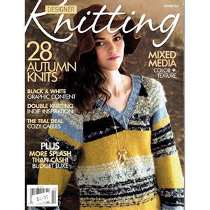 a697603851c1 Designer Knitting aka Vogue Knitting Autumn 2015
