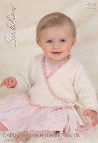 free Sublime Baby knitting pattern