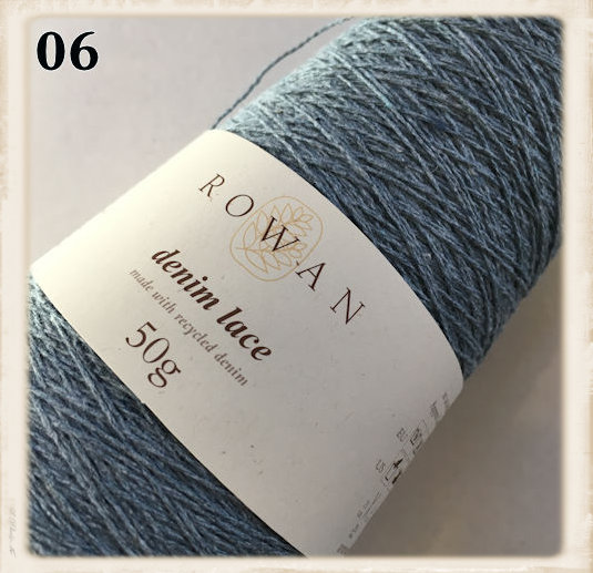 rowan denim lace harbour fog